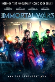Baixar The Immortal Wars (2018) Dublado via Torrent