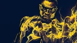 Poster Serie Black Lightning en latino online