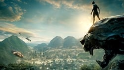 Nuevo trailer online Pelicula Black Panther