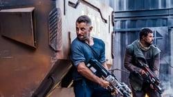 Trailer latino Pelicula Rescate en Osiris