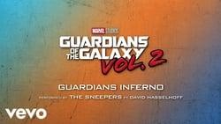 Nuevo trailer online Pelicula Guardians of the Galaxy: Inferno