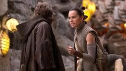 Vision de Star Wars: The Last Jedi - All Deleted Scenes pelicula online