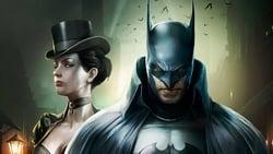 Visionado de Batman, Ciudad Gótica: Luz de Gas pelicula online