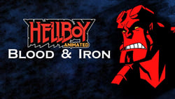 Vision de Hellboy Animated: Blood and Iron pelicula online