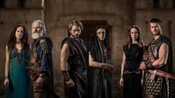 Poster Serie Troy: Fall of a City en latino online