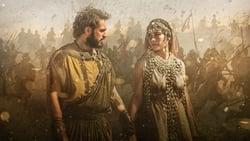 Posters Serie Troya: La caída de una ciudad en linea