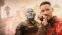 Trailer latino Pelicula Bright