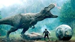 Nuevo trailer online Pelicula Jurassic World 2: El reino caído