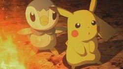 Vision de Pokémon ¡Te elijo a ti! pelicula online