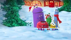 Vision de Navidades con los StoryBots pelicula online