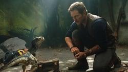 Nuevo trailer online Pelicula Jurassic World: El reino caído
