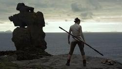 Nuevo trailer online Pelicula La guerra de las galaxias. Episodio VIII: Los últimos Jedi