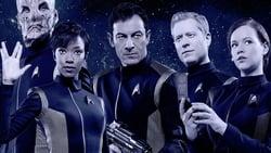 Poster Serie Star Trek: Discovery en latino online