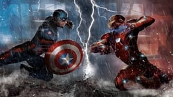 Vision de Captain America: The Road to Civil War pelicula online