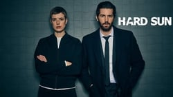 Poster Serie Hard Sun en latino online