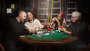 Louis C.K. with Rihanna