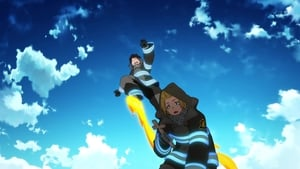 Fire Force Season 1 :Episode 7  The Investigation of the 1st Commences