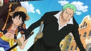 Breakthrough the Enemy Lines - Luffy and Zoro's Counterattack!