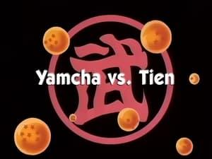 Yamcha contra Ten Shin Han.