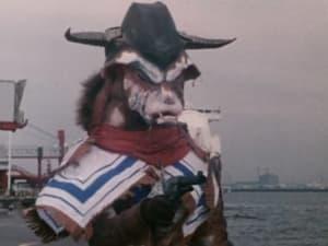 Mooo... A Repulsive Cow