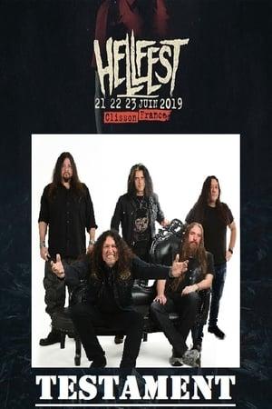 Testament au Hellfest 2019