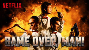 Captura de ¡Game Over, Man! (2018) 1080p – 720p Dual Latino/Ingles