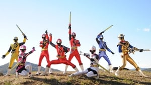 Super Sentai Season 39 :Episode 45  Three Generations! All Ninja Rally
