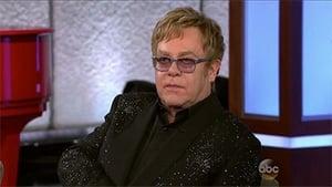 Elton John; Emily VanCamp