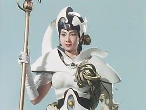 Super Sentai Season 15 :Episode 17  The Revived Empress