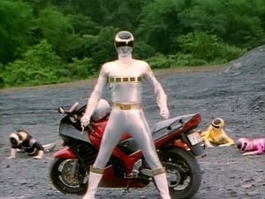 Super Sentai Season 21 : Running Solo! The Silver New Face