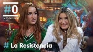 La resistencia Season 4 :Episode 66  Lola Índigo y Belén Aguilera