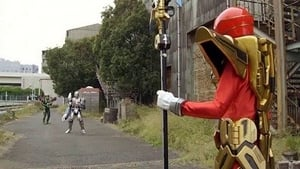Super Sentai Season 0 : Kaizoku Sentai Gokaiger: Let's Do This Goldenly! Roughly! 36 Round Gokai Change!!