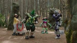 Power Rangers Season 28 : Sporix Unleashed