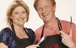 My Kitchen Rules Season 2 :Episode 5  Episode 05 - Melanie and James (TAS)