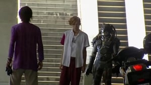 Kamen Rider Season 21 :Episode 4  Doubt, Photo E-mail, Saving Hand