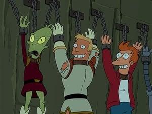 Capture Futurama Saison 3 épisode 5 streaming
