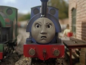 Thomas & Friends Season 4 :Episode 6  A Bad Day For Sir Handel
