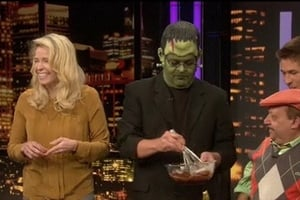 Halloween cooking with Chef Roy Handler