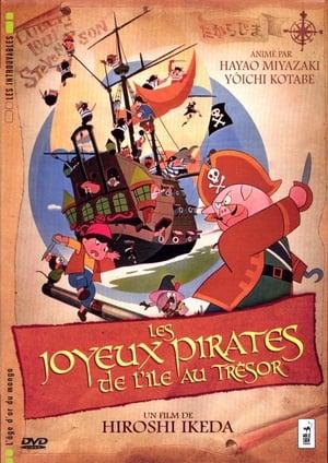 Les joyeux pirates de l'île au trésor