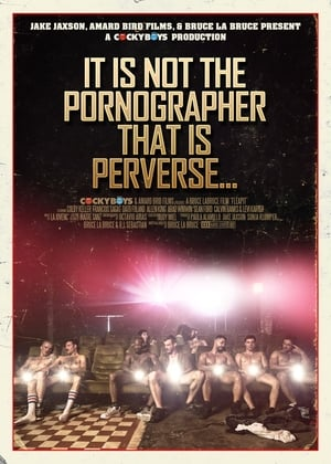 It Is Not The Pornographer That Is Perverse...