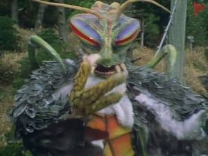 Kamen Rider Season 1 :Episode 86  Monster Eaglemantis' Human Hunt