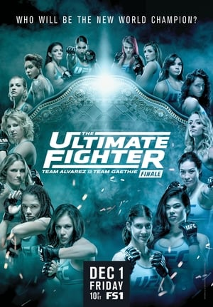 The Ultimate Fighter 26 Finale (2017)