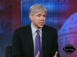 The Daily Show with Trevor Noah Season 14 : David Gregory