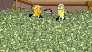 The Simpsons Season 0 : Mueller Meets Trump