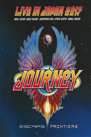 Journey Escape and Frontiers Live in Japan (2019)