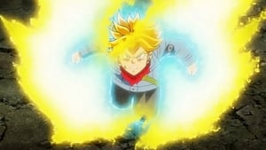 I Will Protect the World! Trunks's Furious Super Power Explodes!!