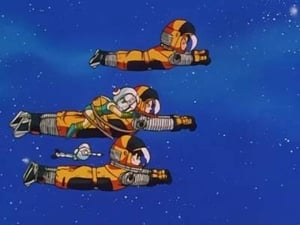 Dragon Ball GT Season 1 :Episode 23  A Hidden Crisis!? A Spacewrecked and Mysterious Boy