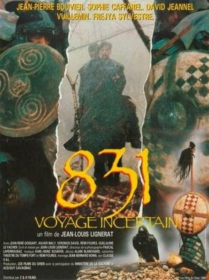 831, voyage incertain