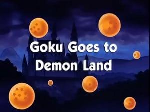 Goku entre los Fantasmas