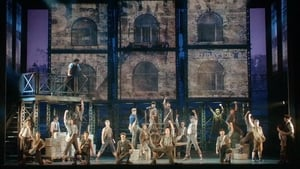 Captura de Disney's Newsies the Broadway Musical